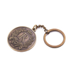 Pakistan Souvenir Custom Metal Die Casting Antique Key Chain