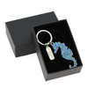 Custom Sword Shape Mexico Style Souvenir Promotional Animal Keychain