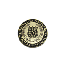 Embossed Gold Coins Custom Bank Quality Funny Metal Logo Souvenir Coin Games