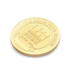 High Quality Custom Made Gold Coin