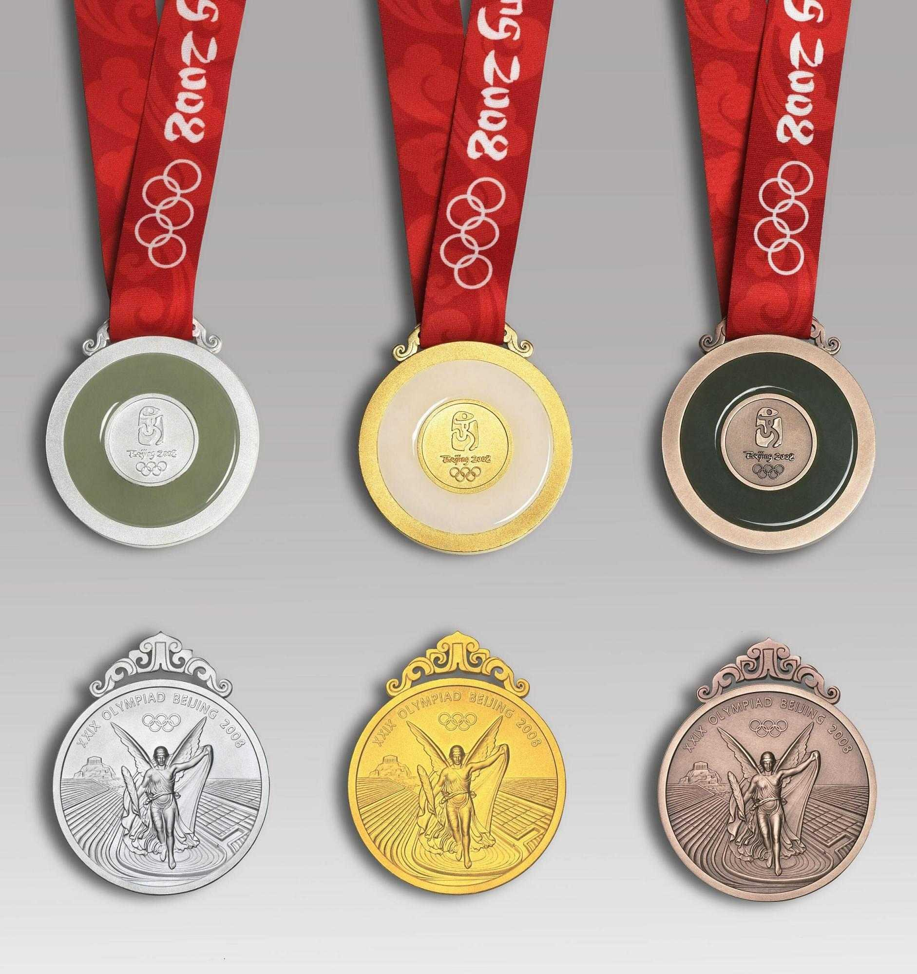 the olympic medal