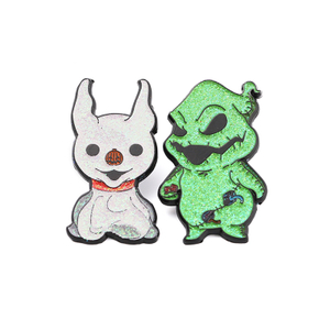 Halloween Event Soft Enamel Lapel Pin Holiday Smily Badges