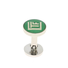 Customers Design with High Quality Metal Enamel Crafts Shirt Cufflink