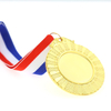 Cheap Custom Sports Awards Gold Silver Bronze Blank Medal