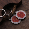 Picture National Emblem Key Chain Chinese Keychain