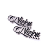Custom Metal Soft Enamel Lapel Pin Name Button Badges