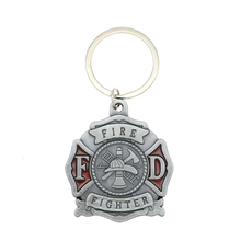 Antique Silver Metal Fashion Custom 3D Keychains