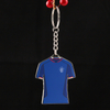 3d Anime Key Chain Football Team Club Logo Keychain