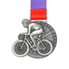Cycling Challenge For Make Sports Awards Medal