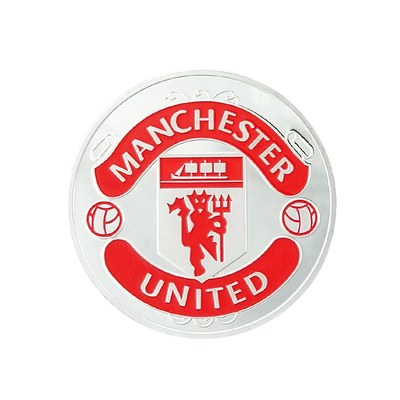 Soccer Challenge Football Silver Plate Theme Souvenir Coin Values
