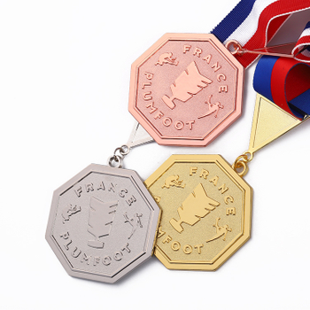 What do medals symbolize?
