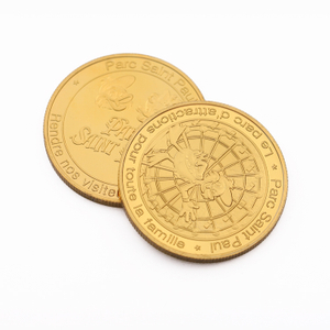 Double Side Holder One Coin Made Coins Custom Novelty Coins